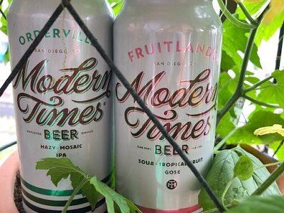 最高なクラフトビール、入荷しました!Modern Times!