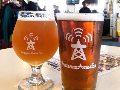 アンテナアメリカ関内でクラフトビール学習!
