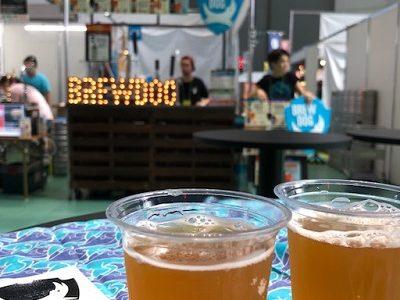 けやきひろば、秋のビール祭り、行ってきました!