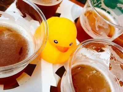 けやきひろば秋のビール祭りに行ってきました!
